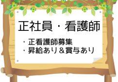 正社員で働く☆病棟勤務の看護師募集【JOB ID:AOM01-OT0041】 イメージ